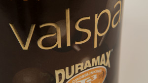 Valspar close-up