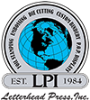 Letterhead Press LPI, Graphic Finishers.