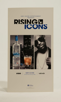 Grey Goose Rising Icons