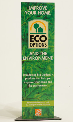 Home Depot Eco Options
