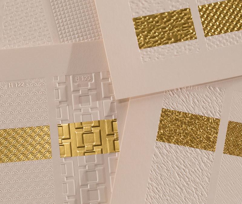 H + M textures w foil 3